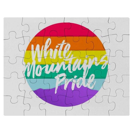 White Mountains Pride Puzzle