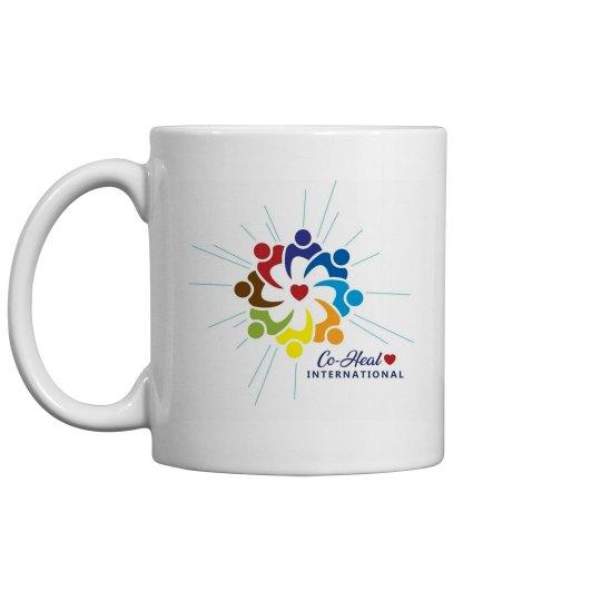 White Mug Logo Only