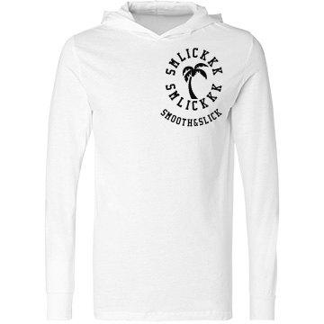White/black SS sweater