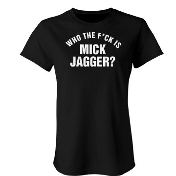 Who Is Mick Jagger?