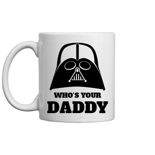 Who's Your Daddy Sith Lord