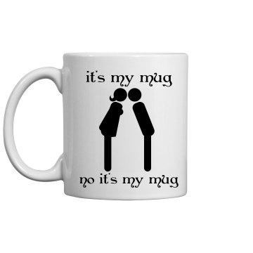 whose mug is it
