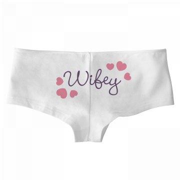 Wifey Underwear