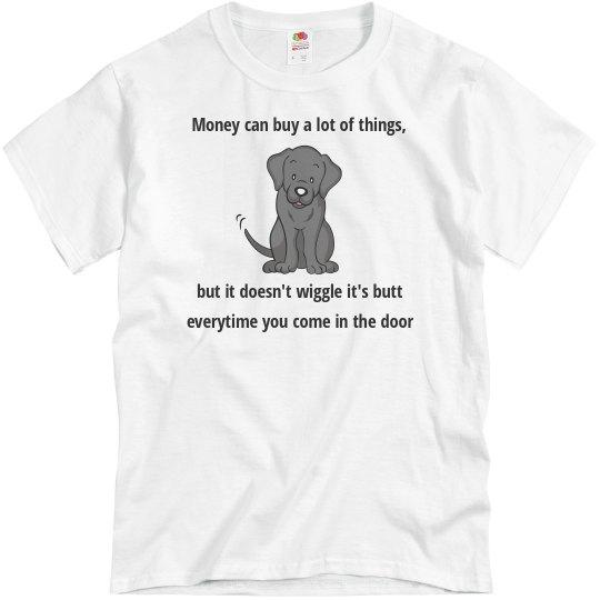 Wiggle butt t-shirt