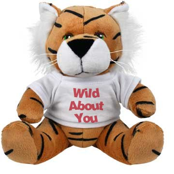 Wild About You Tiger