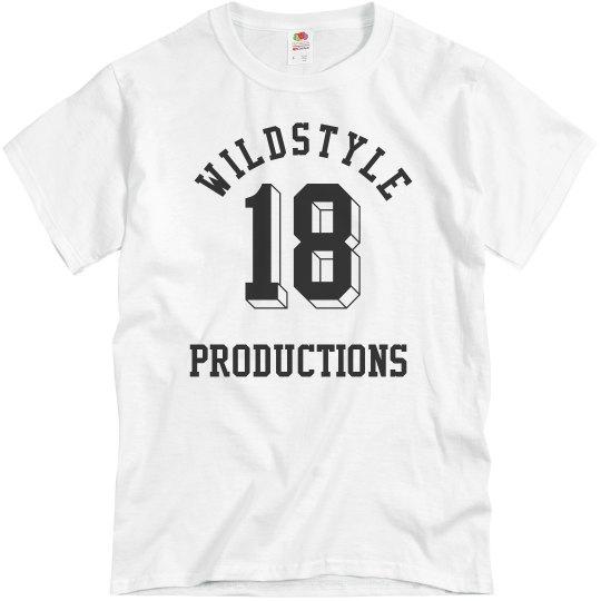 Wildstyle P T-Shirt (Unisex)