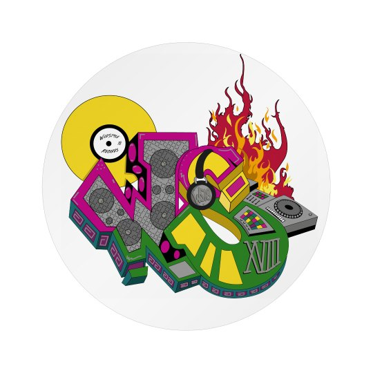 Wildstyle Pin