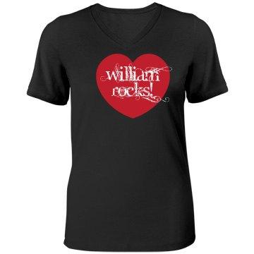 William Rocks!