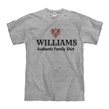 Williams authentic shirt