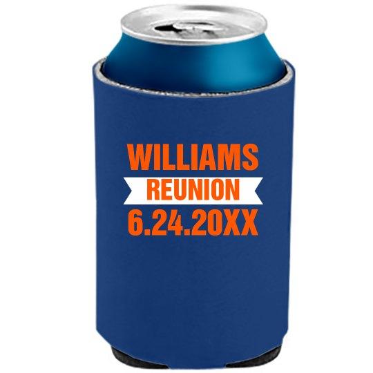 Williams Family Reunion