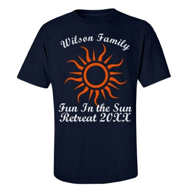 Wilson Family Retreat T