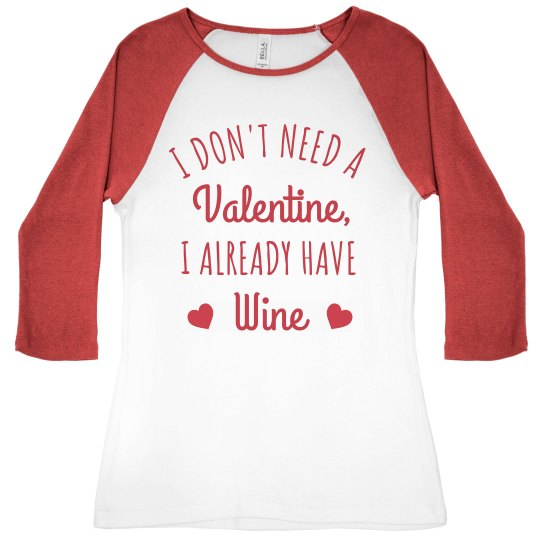 Wine You Be Mine?