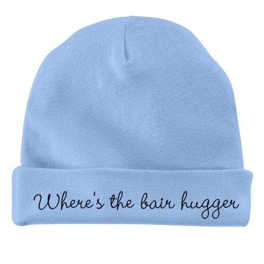 Winter Hat- Bare Hugger