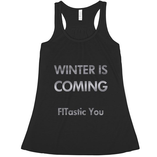 winter is coming tank