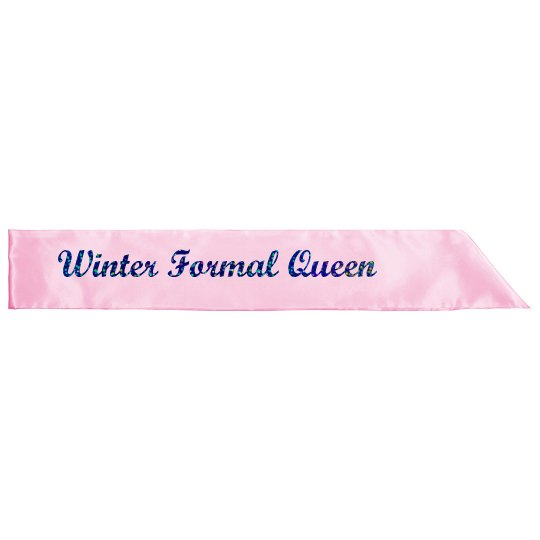 Winter Queen W/Glitter