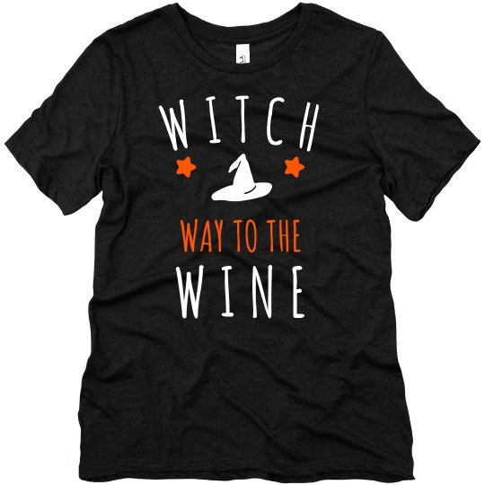 Witch Way to the Wine