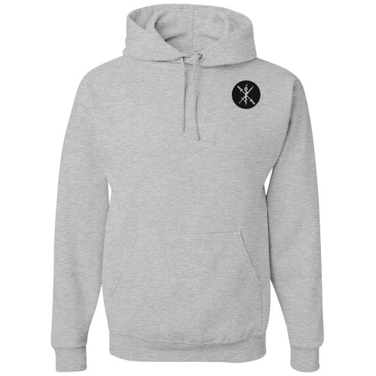 Without Strength Hoodie
