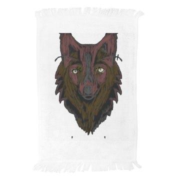 Wolf Spirit Towel