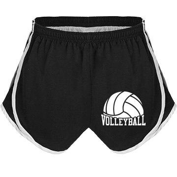 woman volleyball short