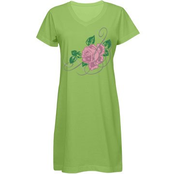 Woman's fit relax dress