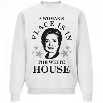 Woman's Place White House 2016