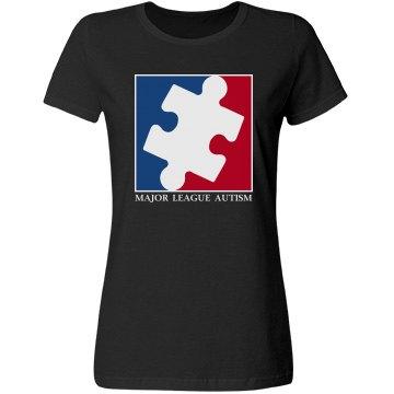 Women/Misses Major League AUTISM