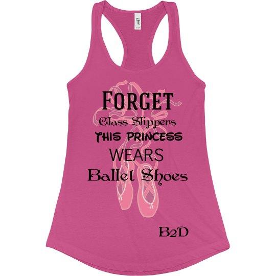 Women's Ballet Racerback