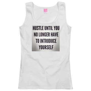 Women's hustle shirt