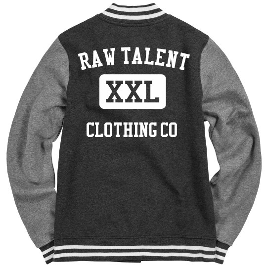 WOMENS LETTER JACKET