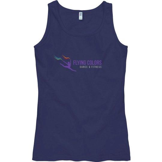 Womens Logo Tank