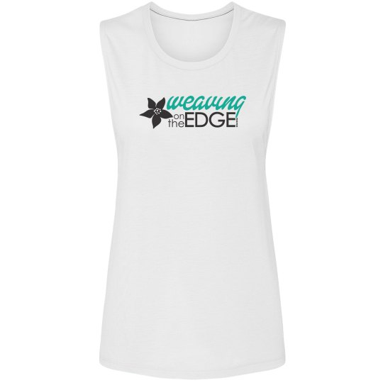 Women's Muscle Tee with Cruise Logo