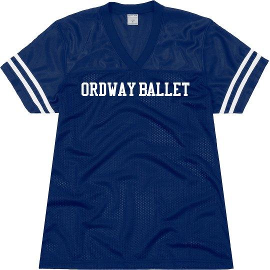 Women's Ordway Ballet Jersey