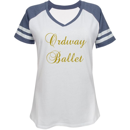 Women's Ordway Sports-Tee