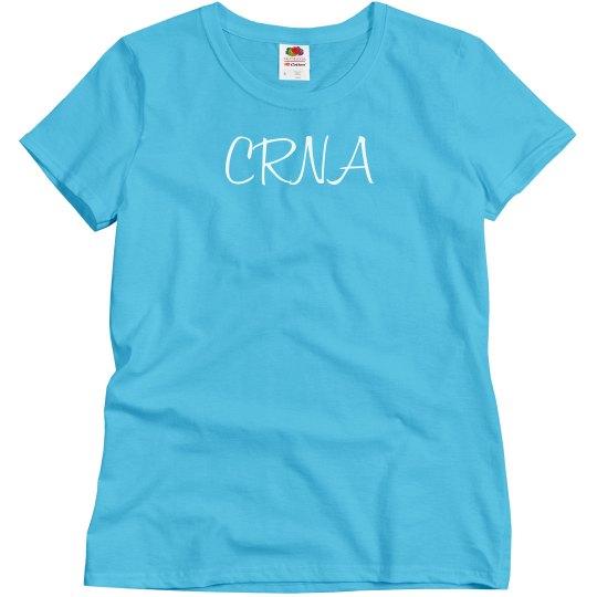 Women's T- CRNA
