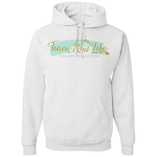 Women's Team New Life hoodie