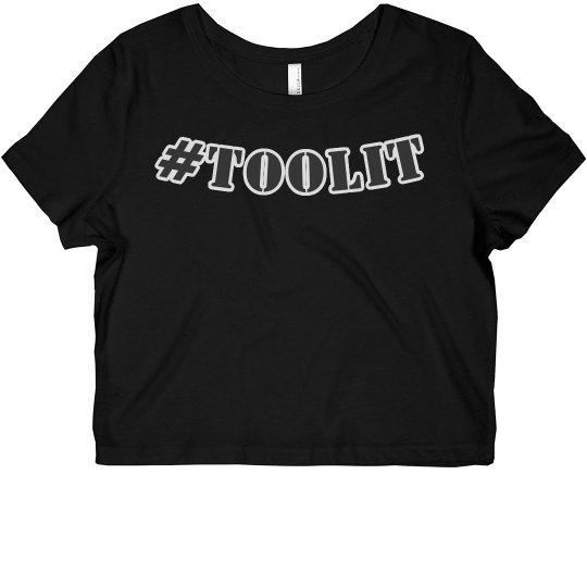 Women's TooLit (wordart)- Basic