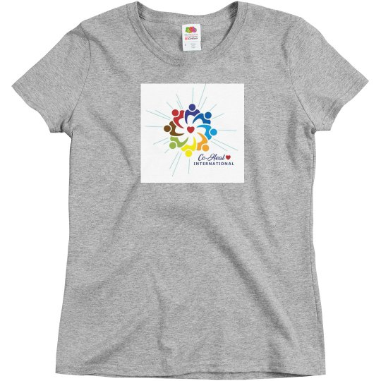 Womens's Short Sleeve Logo Only