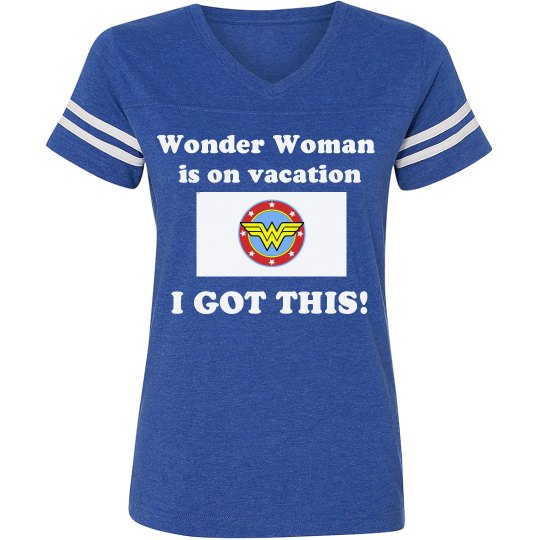 Wonder Woman Vaca