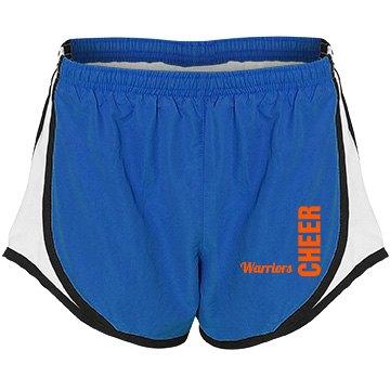 Woodland cheer shorts