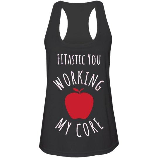 Working My Core