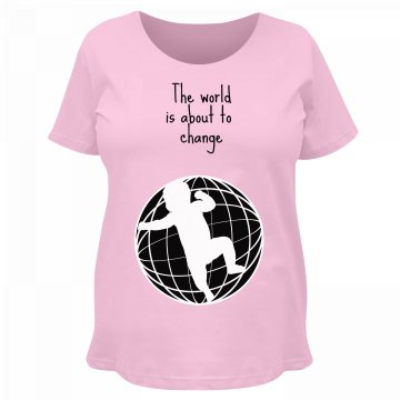 World about to change