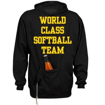 World Class Softball Team