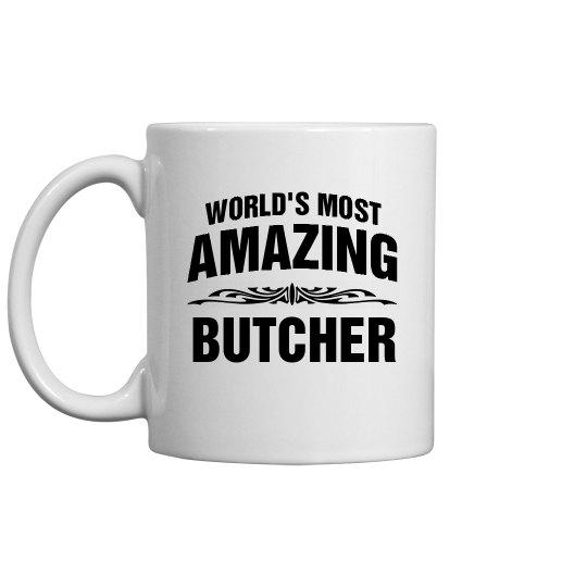 World's amazing Butcher