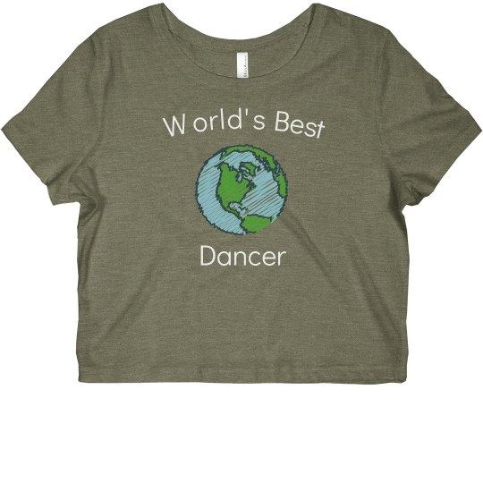 World's best dancer