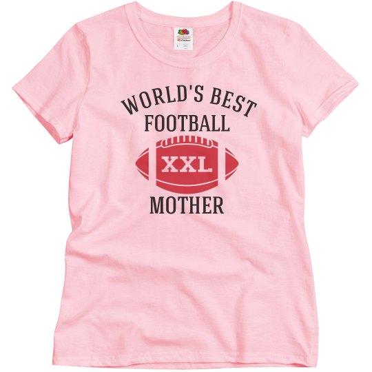 Worlds best football mom