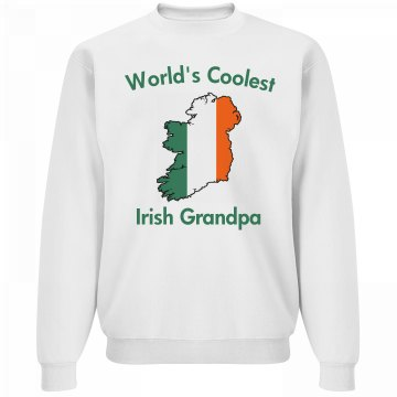 World's coolest Irish Grandpa