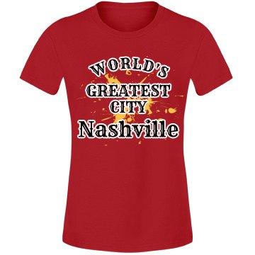 worlds greatest city