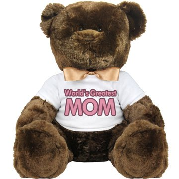World's Greatest Mom Bear