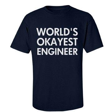 World's okayest engineer