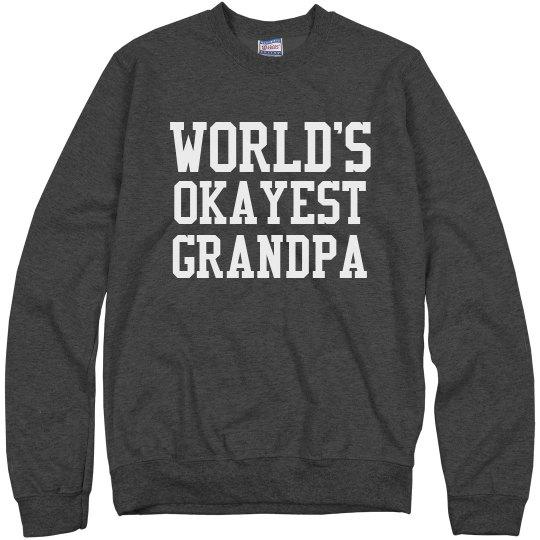 World's Okayest Grandpa